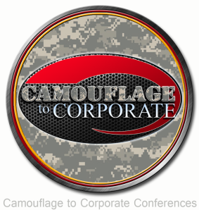 Our Camouflage to Corporate Conference can get you on the fast track to developing a Veteran Talent Pipeline. November 17th, San Antonio, Texas.