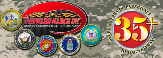 We have been helping companies hire veterans for over 35 years!