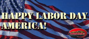 All of us here at Forward March Inc want to wish you all a happy and safe Labor Day!