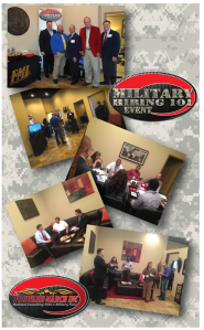 Forward March Inc Military Hiring 101 Event was a HUGE success!