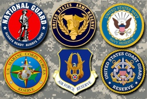 national guard and reserves
