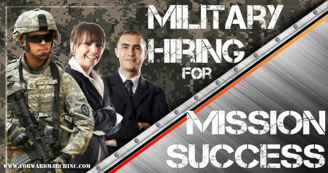 Military Hiring for Mission Success