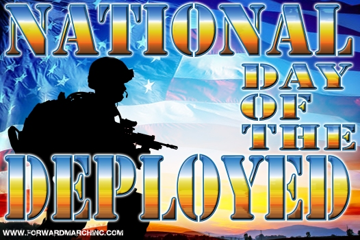 national day of deployed