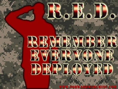 REMEMBER EVERYONE DEPLOYED CAMO