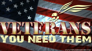 VETERANS U NEED THEM