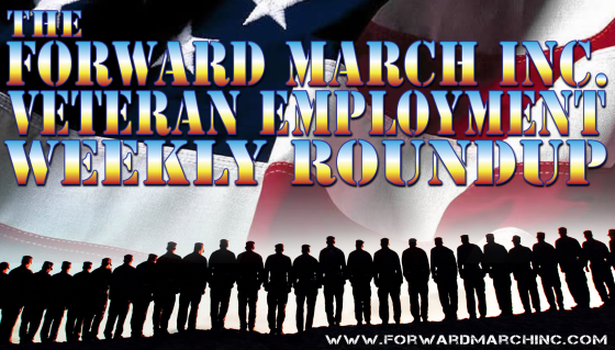 FMI Vet Employment Weekly Roundup