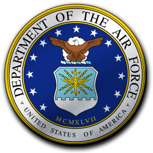 METAL AIRFORCE SEAL