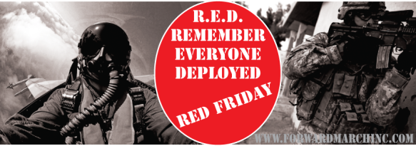 red friday 12