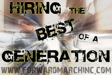 hiring the best of a generation