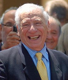 Mel Brooks - Photo Credit - http://en.wikipedia.org/wiki/Mel_Brooks