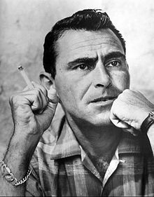 Rod Sterling - Photo Credit - http://en.wikipedia.org/wiki/Rod_Serling