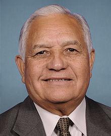 Silvestre Reyes - Photo Credit - http://en.wikipedia.org/wiki/Silvestre_Reyes