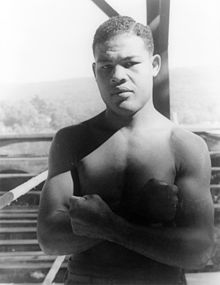 Joe Louis -  Photo Credit - http://en.wikipedia.org/wiki/Joe_Louis