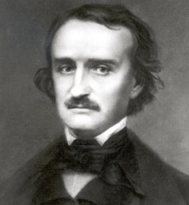 Edgar Allen Poe - Photo Credit - http://www.poemuseum.org/life.php